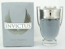 Invictus Cologne by Paco Rabanne 3.4 oz. Eau de Toilette for Men in Sealed Box.