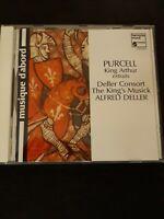 Henry Purcell -  King Arthur (Highights) - Deller Consort   (CD 1979)