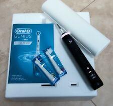 Oral B Genius Black 9900 3765 Professional Electric Bluetooth Toothbrush New