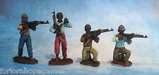 Somali Pirates 3 Modern Historical 28mm Unpainted Wargames