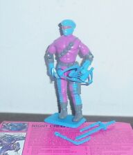 GI Joe NIGHT CREEPER Hasbro 1993 Ninja Force