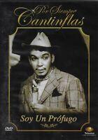 Soy Un Prófugo Por Siempre Cantinflas Brand- New Dvd