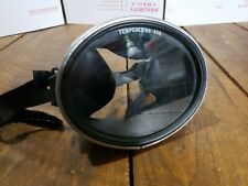Vintage VOIT Swimming Diving Mask 88-450 Tempered Oval Glass With Strap