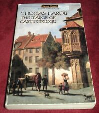 The Mayor of Casterbridge by Thomas Hardy Paperback Signet Classics