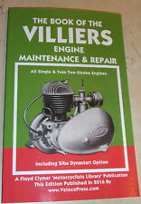VILLIERS 35A 36A 37A 1H 2H 1E 2E 3E 5E 6E 7E 8E 9E 10E 11E 1F ENGINE MANUAL >60s