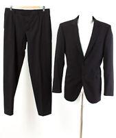 strellson Anzug Gr. 98 (M Schlank) Wolle Sakko Hose Business Suit