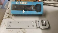Chubb Horizontal Padlock bar / Hasp and HEAVY DUTY
