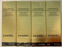 Chanel Sublimage LES GRAINS DE VANILLE 12 x 5 ml (60 ml) vip gift miniature