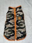 Simply Dog CAMO Puffer Vest Size S