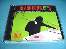 Clash 80's Wave Megamix 2CD :FUNKYMIX ULTIMIX discotech