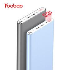 Yoobao A2 20000mAh Universal Power Bank Dual USB Output/Input Ultra Slim 14.5mm