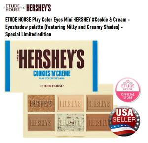 ETUDE HOUSE Play Color Eyes Mini HERSHEY #Cookie & Cream EXP20230409  2.05