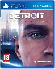 Detroit Become Human - PS4 Game - 10% to Shelter