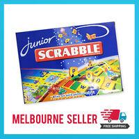 Scrabble JUNIOR Board Game *MELBOURNE STOCK*