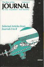 Traveller- Best of the Journal Volume 2- Scout Service, Vargr Aslan GDW FS