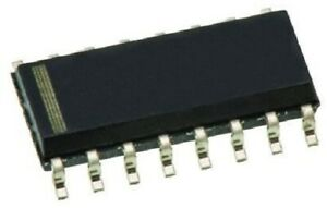 Texas Instruments LINE TRANSCEIVERS 5Pcs 16-Pin 120kbps RS-232 Single Ended SOIC