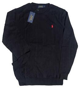 Polo Ralph Lauren Pullover Slim Fit 100% Baumwolle Weich Gr. M und L