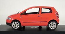 Schuco 1/43 Volkswagen VW Fox rot OVP #2282