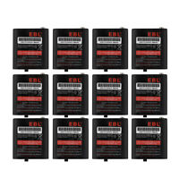 12X 1000mAh 53615 KEBT-071-A Radio Battery For Motorola EM1000 KEBT-071-D T5420