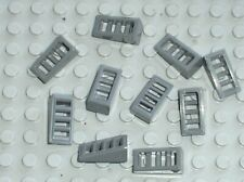 10 x LEGO Star Wars DkStone Slope Brick Grille 61409 / Set 7938 7673 8037 8019