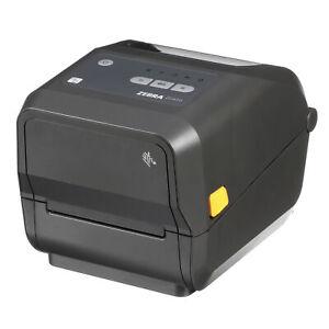 Zebra - ZD420t Thermal Transfer Desktop Printer - ZD42043-T01E00EZ