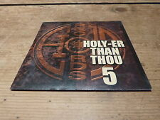VARIOUS - HOLY-ER THAN YOU 5 - HARD ROCK!!!!RARE CD!!