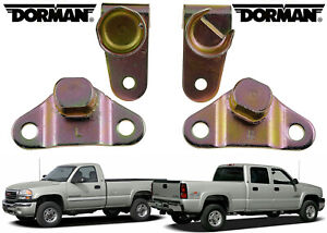DORMAN TAILGATE HANDLE NEW CHROME CHEVY CHEVROLET SILVERADO 1500 TRUCK 91133