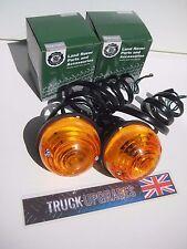 Austin Mini Cooper & Classic Indicator Set, Years 86-96 BEARMACH BRAND, BR3384