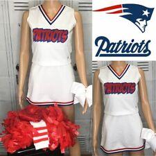New listing Cheerleading Uniform New England Patriots  Adult S 7pc