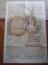 Vintage Movie Poster  Style B  1 sheet Lovin' Molly 1974 Anthony Perkins