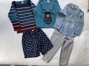Joblot Kids Designer Clothes Age 5 Years Old Boys