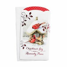 Dayspring 10381 DaySpring Kjv 10 Premium Christmas Boxed Money/Gift Card Holders