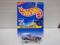 Hot Wheels Race Team Series III '80s Corvette (Blue) #536 022621MGL