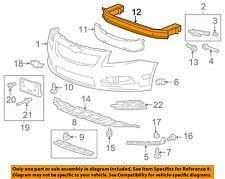 GM OEM Front Bumper-Impact Reinforcement Bar Rebar 13426894