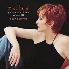 Reba McEntire! Greatest Hits, Vol. III: I'm a Survivor CD! 2001