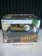 DRIVER SAN FRANCISCO COLLECTOR'S EDITION XBOX 360 - NUOVO NEW