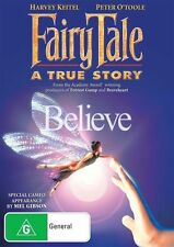 FairyTale: A True Story * NEW DVD * Fairy Tale Harvey Keitel Peter OToole