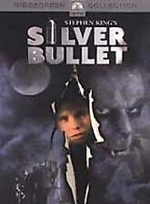 Stephen King's Silver Bullet - DVD - Corey Haim, Gary Busey - 2003 - Horror