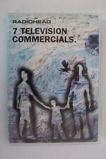 Radiohead - 7 Television Commercials DVD