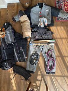 Demanet Bite Suit and Decoy Equipment