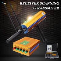AKS Handhold Antenna Professional Metal/Gold Detector Long Range Finder Digger