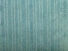 Pale Blue Soft Pile Designer Velvet Curtain Upholstery Fabric, diy craft, etc