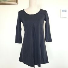 L'ature Chose Women's Grey Long Sleeve Top Great Condition Italian 42 Size 10
