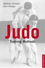 New listing Judo Training Methods by Donn Draeger and Takahiko Ishikawa (1999, Paperback)