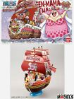 One Piece Grand Ship Collection 13 QUEEN MAMA CHANTER 13Cm Bandai Model Kit New