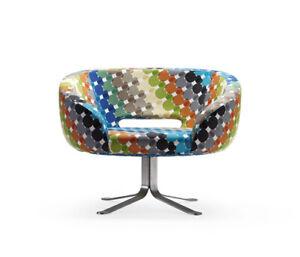 Cappellini Walt Disney Signature Rive Droite Chair By Patric Norguet Multicolour