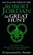The Great Hunt: Book 2 of the Wheel of Time: 2/12 by Jordan, Robert 1857230272