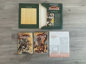 Advanced Dungeons and Dragons D&D Dark Sun Freedom TSR 2401