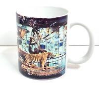 American Museum of Natural History Tiger Ceramic  Mug 10 oz 4 in tall
