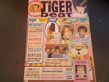 The Beatles, Sonny & Cher, Rolling Stones - Tiger Beat Magazine 1966